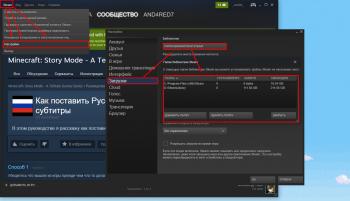 Steam на Русском скачать для Windows